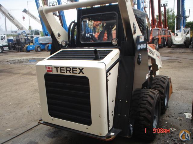 2013 TEREX TSV50 Wheel TEREX TSV50 Crane amp Machinery Inc. 18890 on CraneNetwork.com